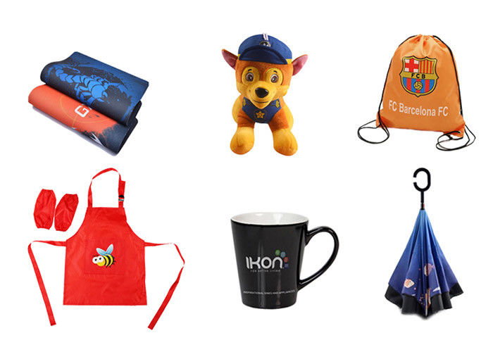 Adults / Kids Diy Custom Corporate Gifts , Souvenir Metal Advertising Promotional Items